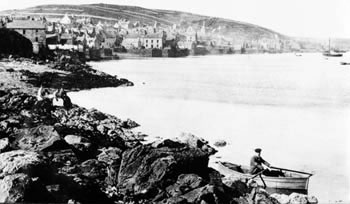 Stromness in the early 20th century